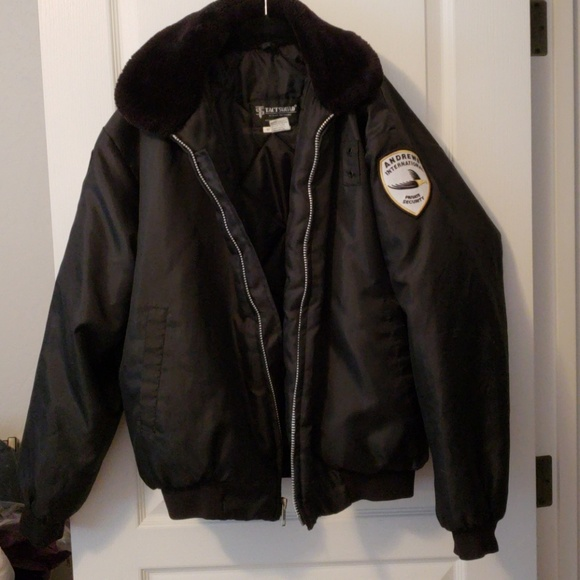 82fdb07839072 Tactsquad Jackets & Coats | Security Bomber Jacket | Poshmark